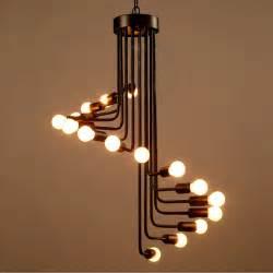 kronleuchter retro loft industrial retro chandelier personality simple