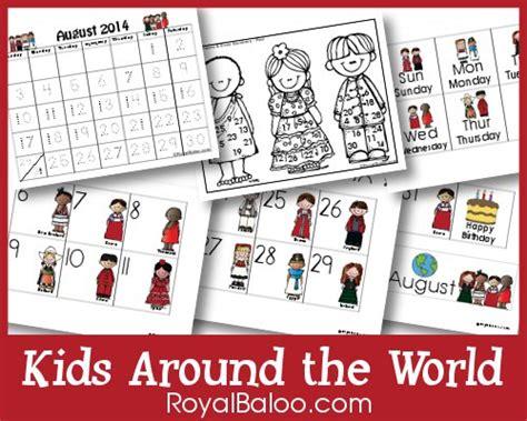 printable postcards from around the world kids around the world calendar cards royal baloo
