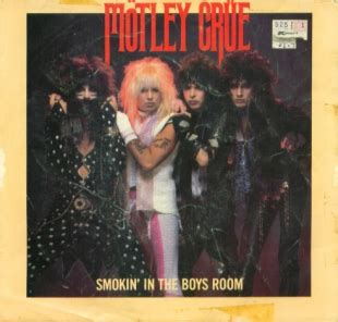 motley crue smokin in the boys room rockclassics