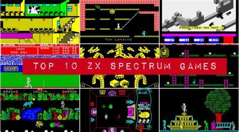 spectrum 3 the best top 10 spectrum games the best speccy games ever