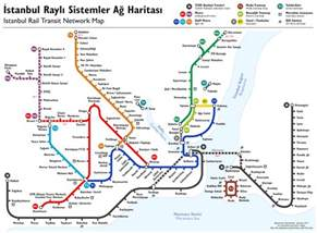 Istanbul Metro Map by File Istanbul Rapid Transit Map Schematic Png