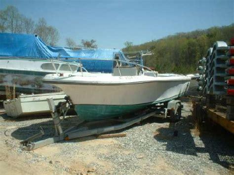 dusky inboard boats for sale 1975 dusky marine 20 jct center console omc 400 boats