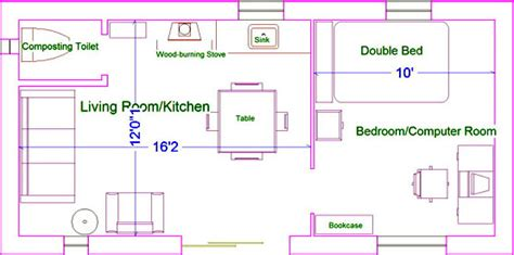 Building A Small Quot Starter Quot Straw Bale Home Or Guest House 200 Square Guest House Plans