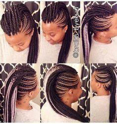 embra hair styles braided mohawk ethnichairrocks ethnichair