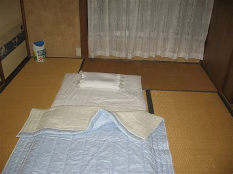 Traditional Japanese Floor Futon Mattresses by Traditional Japanese Futon Bed And Mattress Bed Mattress