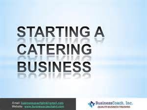 Small Home Based Catering Business Starting A Catering Business In Backbloner