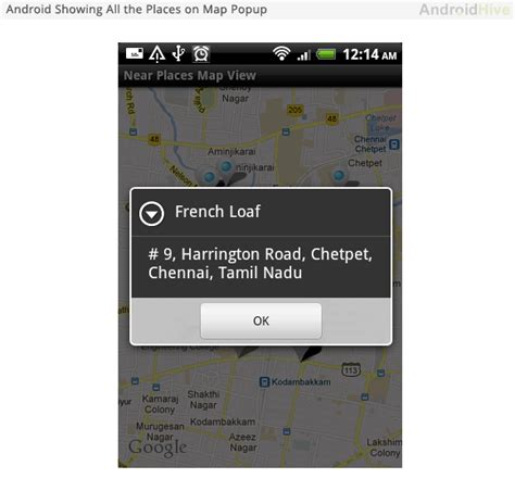 how to make fan work on android how to make an android app working with google places and