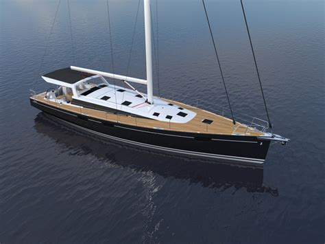 new sailboat a sailboat in pictures the new beneteau sense 57