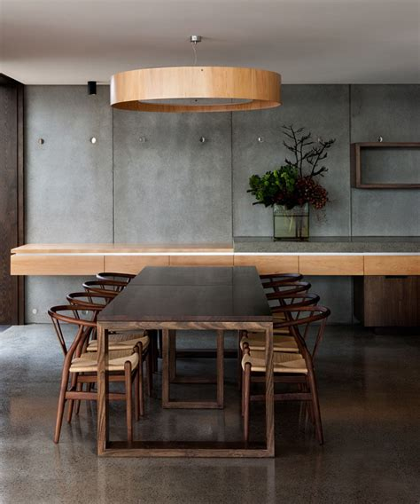 Pendant Light Dining Room Lighting Design Idea 8 Different Style Ideas For Lighting Above Your Dining Table Contemporist