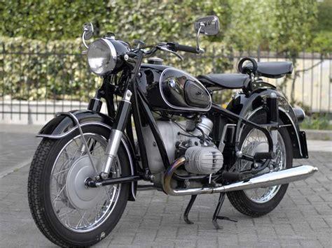 Oldtimer Motorrad Bmw R50 by Bmw R50 1964