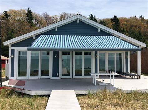 Awnings For Patios And Decks by Deck And Patio Awnings In Grand Rapids