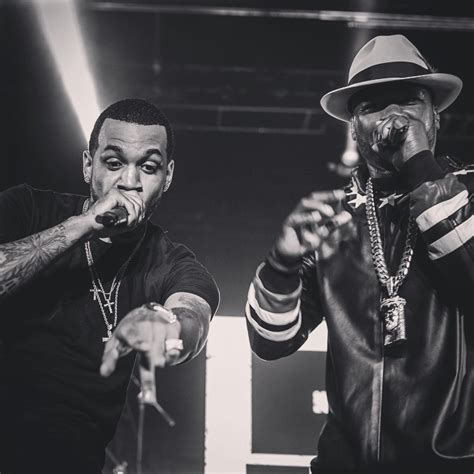 50 cent lloyd banks g unit debut new song at power show bring out