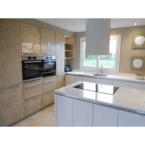 cuisine blanche laque design d int 233 rieur et id 233 es de meubles