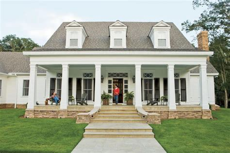 Creole House Plans southern living house plans creole cottage