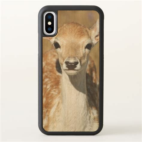 Iphone X Deer deer animal doe pet iphone x plus