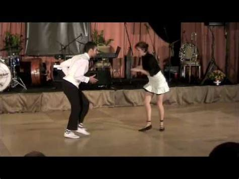international swing dance chionships 2009 ilhc lindy hop showcase max pitruzzella annie