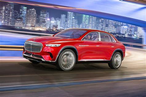 luxury mercedes maybach vision mercedes maybach ultimative luxury 2018 bilder