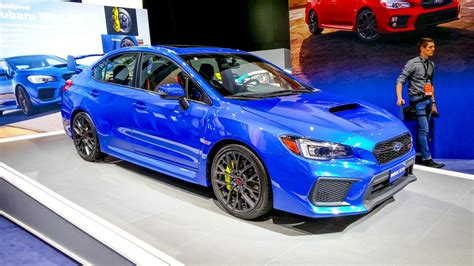 2018 subaru wrx engine 2018 subaru wrx sti review top speed
