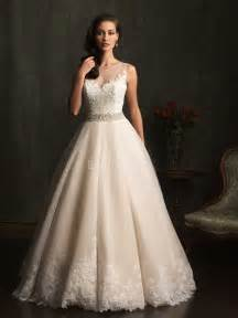 vintage lace ball gown wedding dress with cathedral