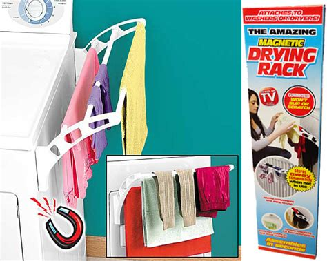 magnetic clothes airer drying rack radiator dryer rack