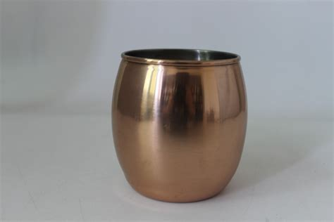 Tealite Tea Light Candle Cup Alumumium tea light holders in copper copper plated candle cup