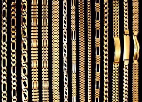 cadenas de oro precios mexico s 243 lo cotizaci 243 n de cadenas esclavas pulseras oro 10k 14k