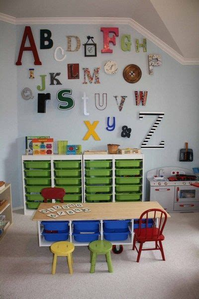 Decoration Of Montessori Classes by 25 Best Ideas About Preschool Classroom Decor On