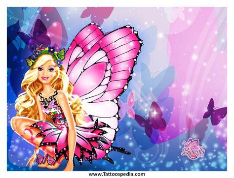 butterfly tattoo barbie butterfly tattoo barbie doll 4