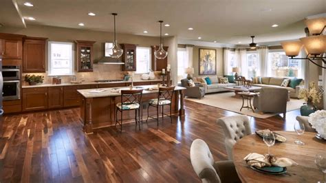 open floor plan kitchen dining living room open floor plan living room kitchen dining