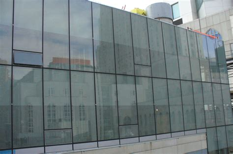 gamma curtain wall medical center projects gamma
