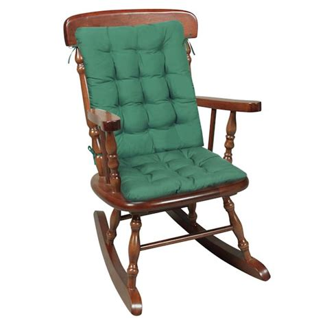 Rocking Chair For Two by 2 Pc Rocking Chair Cushions Green At Wireless