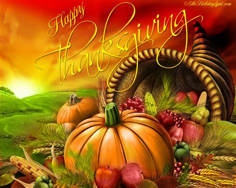 Happy Thanksgiving by Thanksgiving Wallpapers