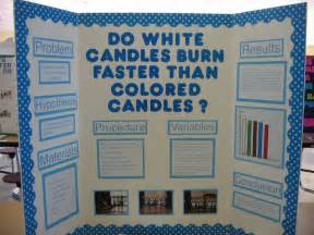 Science fair board science fair projects for kids science projects