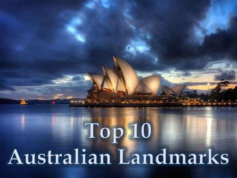 powerpoint top  australian landmarks