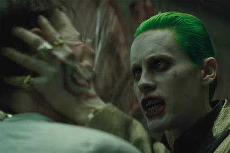 Jared Leto Dons A Tuxedo As The Joker In Squad Iphone jared leto gave squad co used