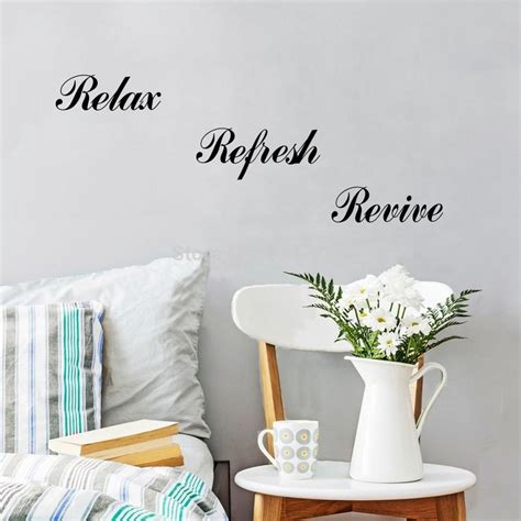 relax wall get cheap refreshing quotes aliexpress alibaba