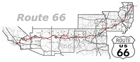 route 66 texas map i never finish anyth december 2011