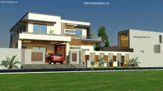 Full House Design Studio Hyderabad 3d front elevation com 1 kanal house plan layout 50 x 90