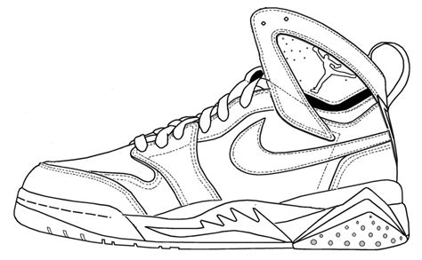 coloring pages air jordans jordan coloring page coloring home