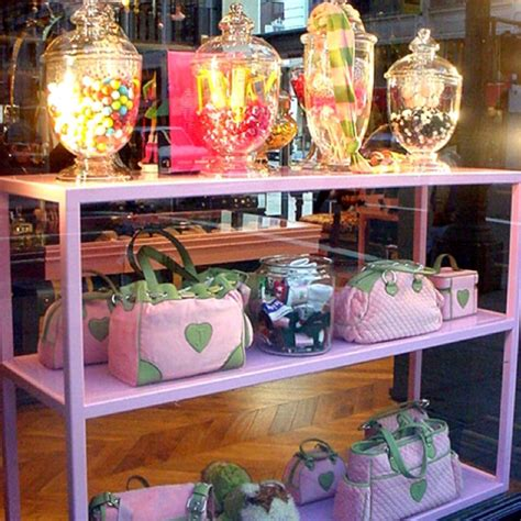 juicy couture home decor candy jars at juicy couture store inspirations on juicy