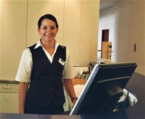 career of the month hotel desk clerk homeschooling