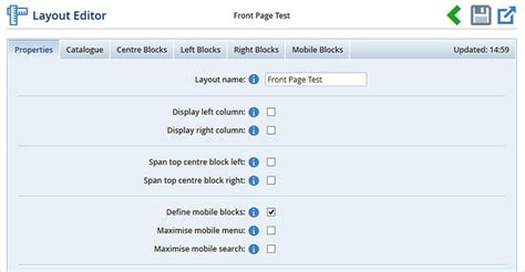html layout mobile devices how to optimise your bluepark website for mobile