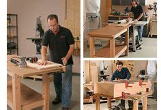 getting started woodworking workshop workbench on workbenches work