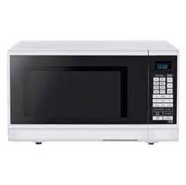 Microwave Sharp R 249in W Sharp R372wm Microwave Oven In White 25l 900w Touch