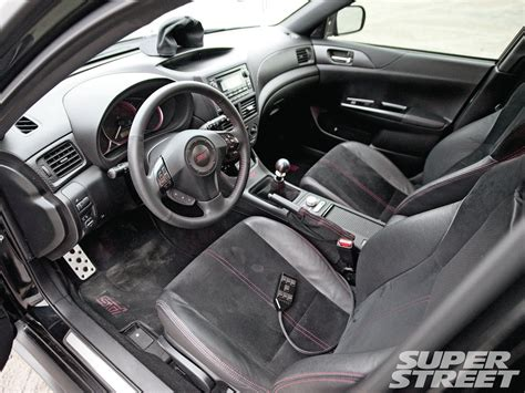 subaru sti 2011 interior 2011 subaru impreza wrx sti on all fours