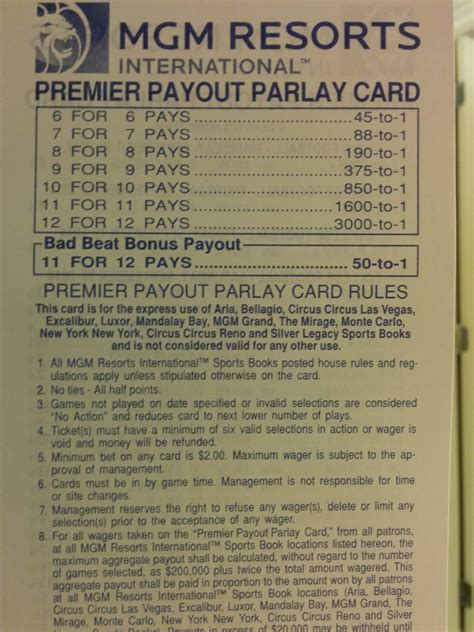 how to make parlay cards half point parlay cards sports betting page