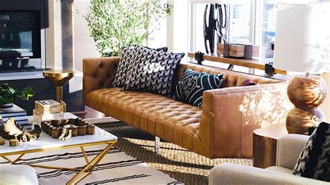 metallic home decor 16 ways to nail fall s metallic home decor trend stylecaster