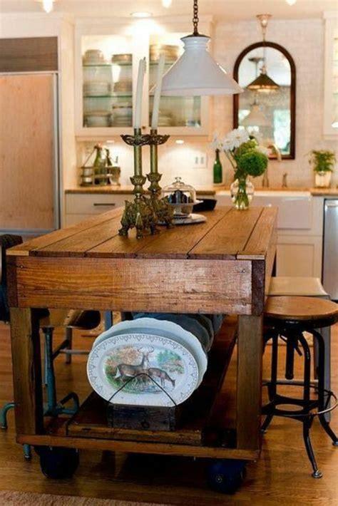 Cuisine Avec Ilot Central Et Table 4095 by La Cuisine Avec 238 Lot Central Id 233 Es De D 233 Coration Et