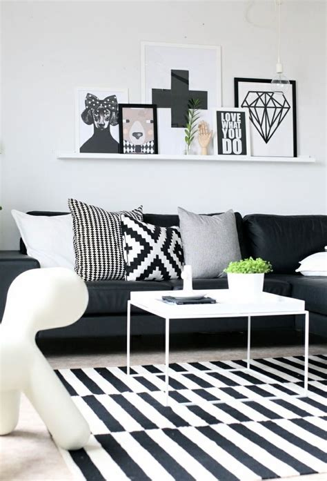 black and white living room rug 20 of the best colors to pair with black or white white