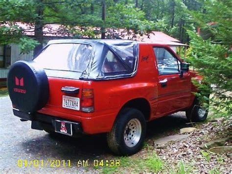 automotive repair manual 1993 isuzu amigo interior lighting buy used 1993 isuzu amigo s sport utility 2 door 2 3l in sylvania alabama united states for